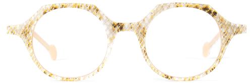 l.a. Eyeworks luxury eye glasses.