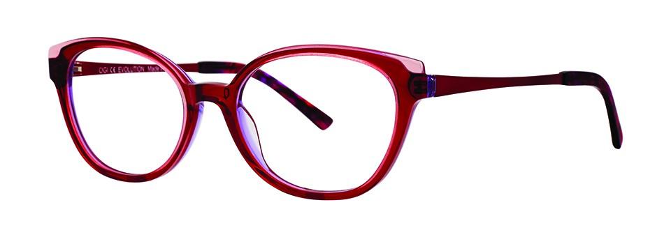 OGI luxury eye glasses.