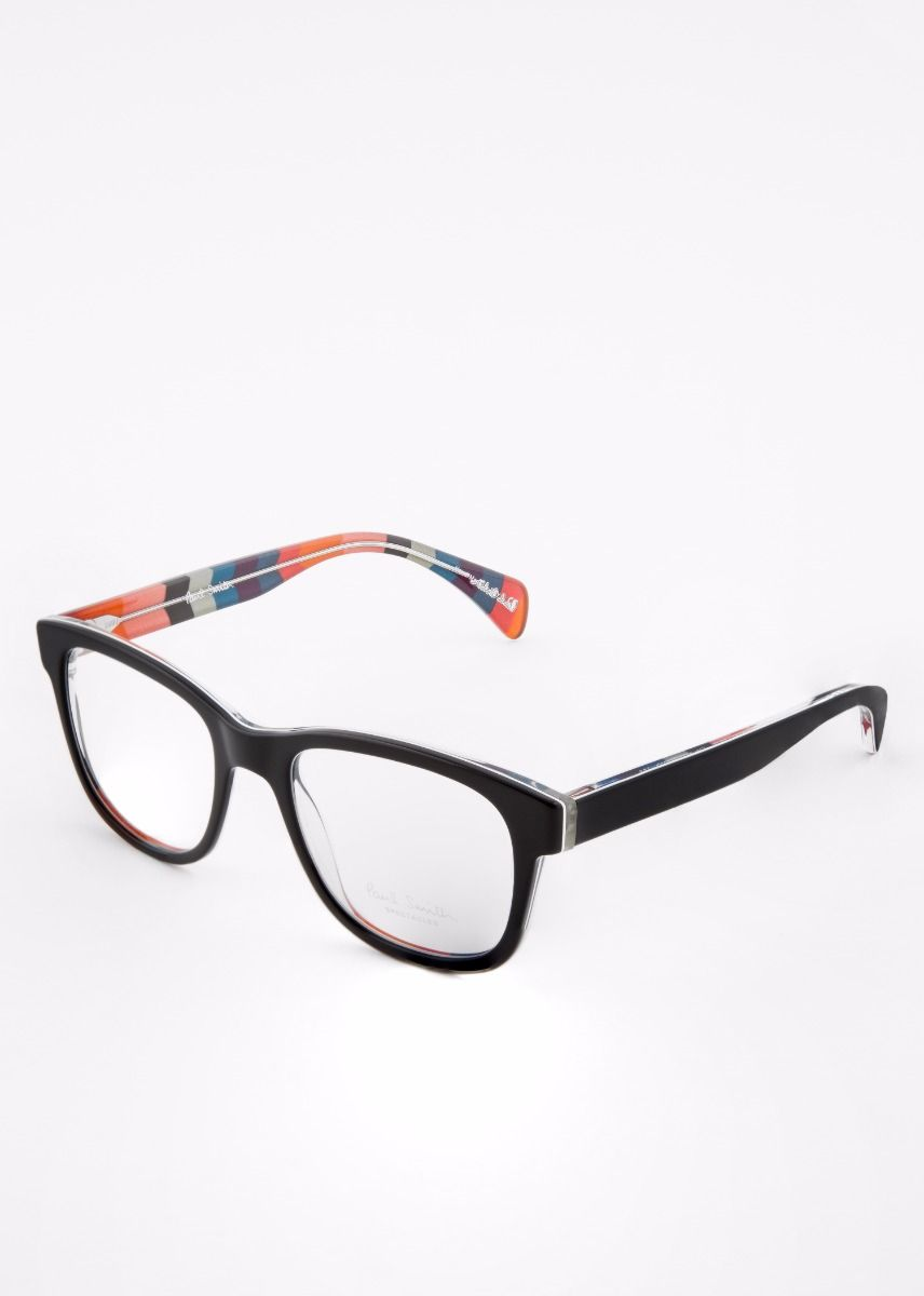 Uptown Vision is proud to carry Paul Smith eyeglasses.