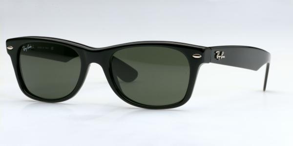 Ray-Ban luxury eye glasses.