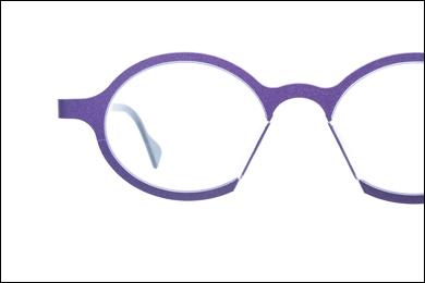 Theo luxury eye glasses.